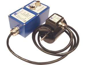 Optical Torque Meters for low range rotary torque monitoring.