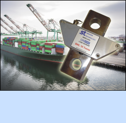 Innovative wireless weighing technology could help shipping operators meet amended Solas requirements