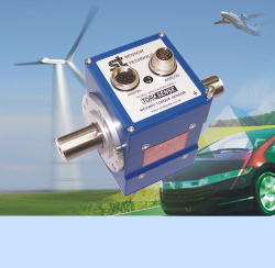 Reliable torque sensing at low speed or low capacity.