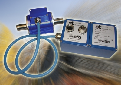 IMAGE: Driving efficiency into electric vehicle R&D with wireless torque sensor