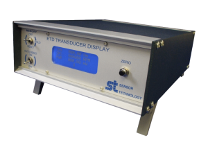 ETD Transducer Display Interface