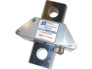 Helicopter underslung load cell