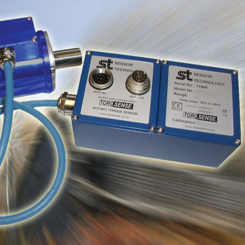 Driving efficiency into electric vehicle R&D with wireless torque sensor