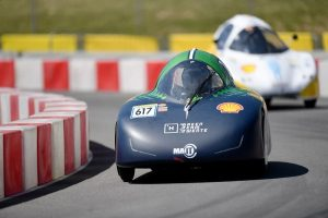 Green Team Twente hydrogen car