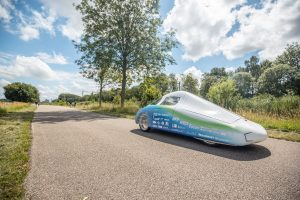 Eco-Runner Team Delft's latest vehicle