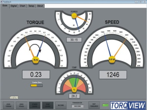 TorqView Software