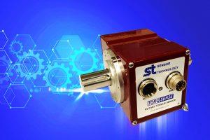 Image showing the TorqSense SGR510/520 series rotary strain gauge torque transducer