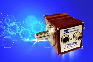 Image showing the TorqSense SGR510/520 series rotary strain gauge torque transducer